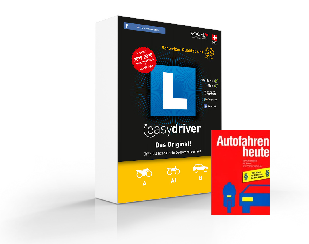Lernset - easyDriver