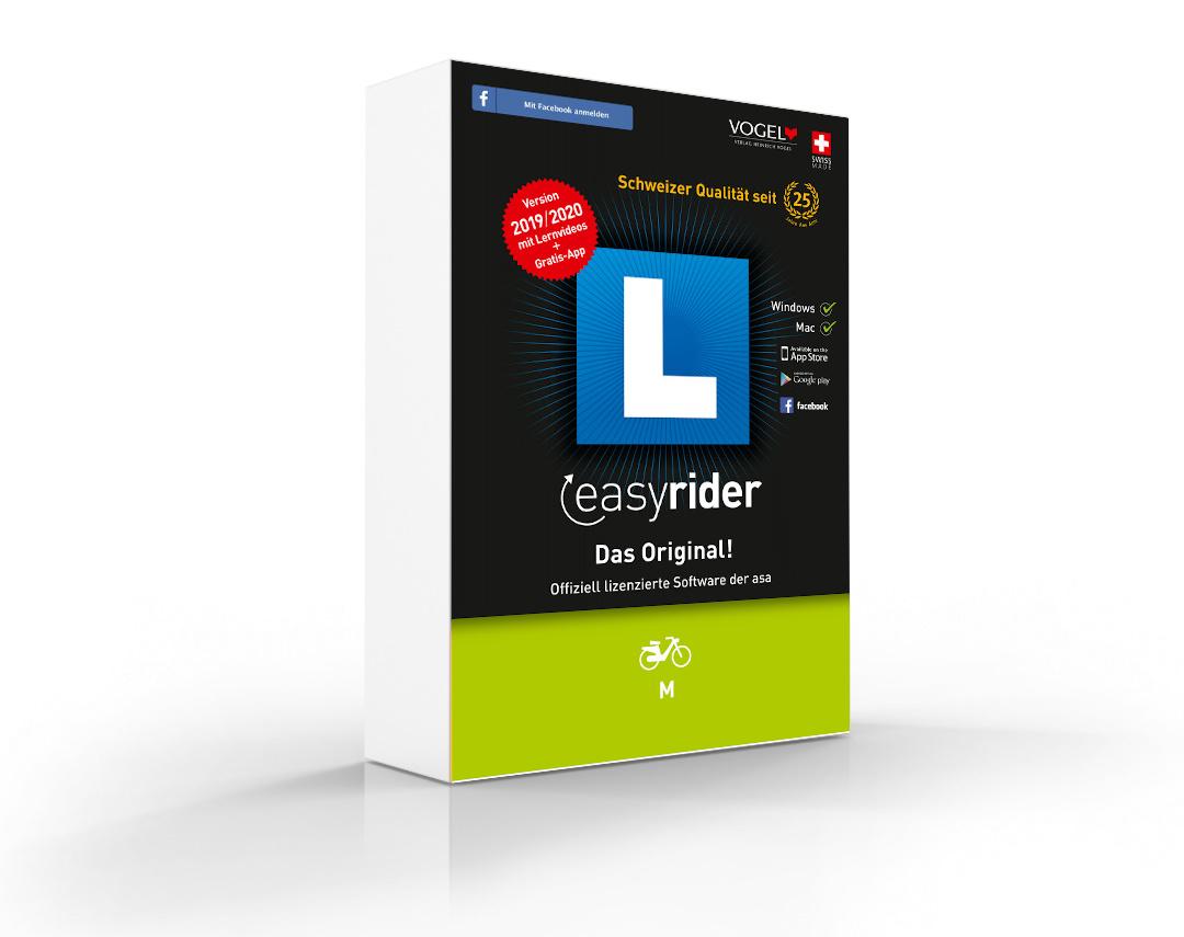 Lernsoftware - easyRider