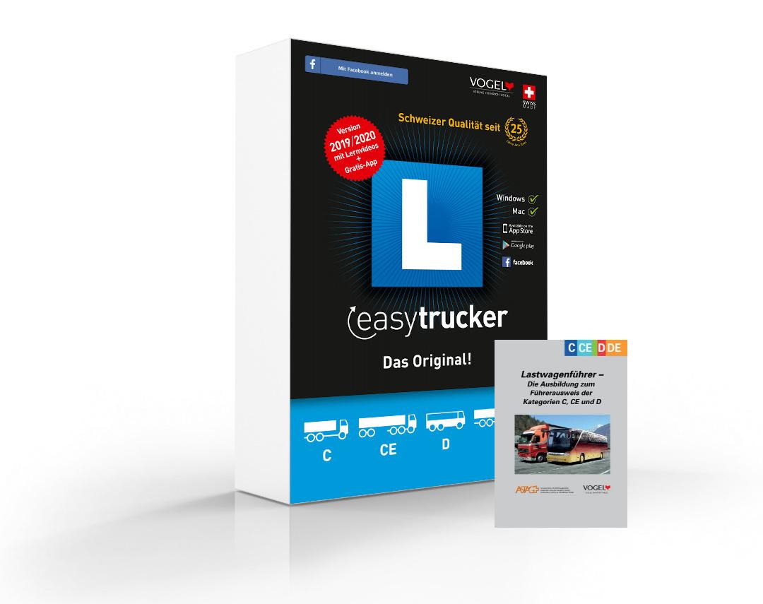 Lernset - easyTrucker